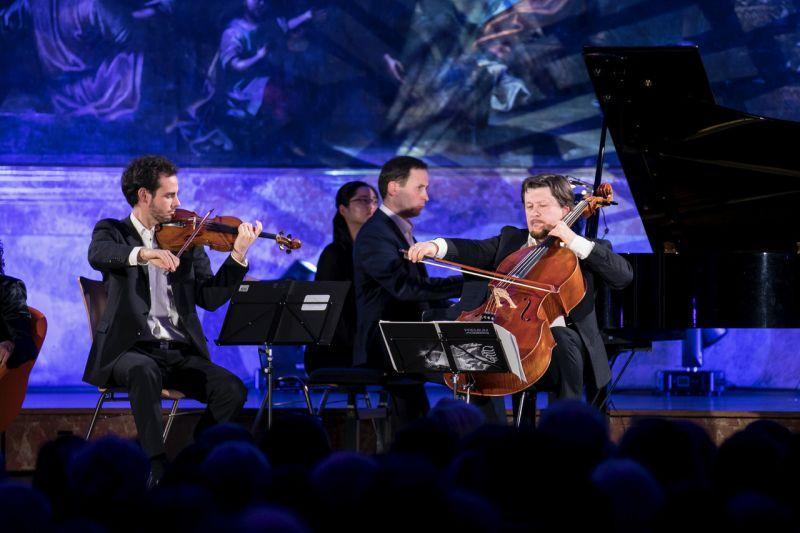 About Chopin - Eindrücke aus dem Konzertabend mit Lesung